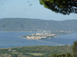 Diga di Orbetello